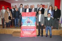 TAŞPıNAR - Naim Süleymanoğlu Paneli Başakşehir'de Düzenlendi