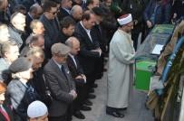 ÖZDEMİR ÇAKACAK - Oğuz Türkmen Son Yolculuğuna Uğurlandı