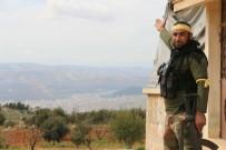 AZEZ - ÖSO Afrin'e 800 Metre Mesafede