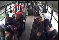 HALK OTOBÜSÜ - Otobüste ölüm kamerada!