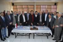 TAŞPıNAR - Recep Çınar, Yeniden TSYD Konya Şube Başkanı Oldu