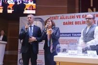 MEHMET TAHMAZOĞLU - Şehit Ve Gazi Aileleri İçin Yapılan Konutların Sahibi Kura İle Belirlendi