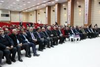 ÖZELLEŞTIRME İDARESI - Şeker Fabrikasının Özelleştirme Sürecine İlişkin İstişare Toplantısı Düzenlendi