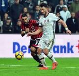 TALİSCA - Spor Toto Süper Lig Açıklaması Beşiktaş Açıklaması 1 - Gençlerbirliği Açıklaması 0 (Maç Sonucu)