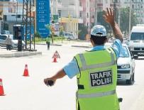 HALIÇ - Trafikte bunu yaparken dikkat!