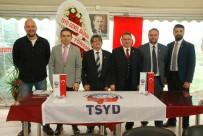 TÜRKIYE SPOR YAZARLARı DERNEĞI - TSYD Eskişehir Şubesinde Görev Dağılımı Yapıldı