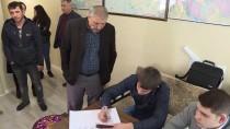 AHISKA - Türkiye'deki Rus Vatandaşları Sandık Başında