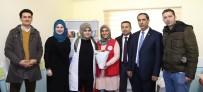 KıZıLCA - TYB Erzurum Şubesi, Okul Ziyaretlerine Devam Ediyor