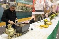 HEDİYELİK EŞYA - Abhazya'da İlk Kez Turizm Fuarı Açıldı