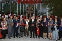 RAMAZAN AKYÜREK - Adana'ya 'Kamalı Fatma' Anıtı