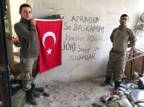 KıNALı - Afrin'den Başkan Togar'a Selam
