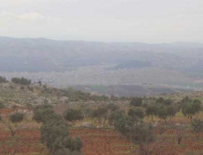 Afrin'e 2 kilometre kaldı