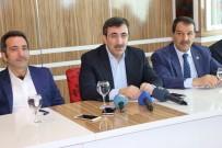 AK Parti'li Yılmaz Açıklaması '2018 Yılı İle İlgili Güçlü Hedeflerimiz Var'