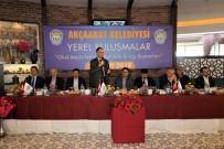 Akçaabat'ta 'Yerel Buluşmalar' Toplantıları Devam Ediyor