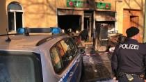 ÇAY OCAĞI - Almanya'da Camiye Saldırı