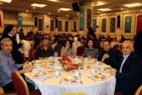 GAZİ YAKINLARI - Antalya Sağlık-Sen'den Şehit Ve Gazi Yakınlarına Bağış