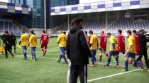 FUTBOL TAKIMI - Azerbaycan Milli Meclisi'nin 100. Yıl Dönümü Futbol Turnuvası