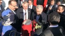 HıZLı TREN - Bakan Arslan'dan Hızlı Tren Hattında Test Sürüşü
