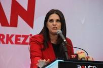 UYUŞTURUCUYLA MÜCADELE - Bakan Sarıeroğlu Açıklaması 'Kadına Yönelik Şiddetle İlgili Sıfır Tolerans İlkesiyle Hareket Ediyoruz'