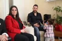 KADIN POLİS - Bakan Sarıeroğlu'ndan Afrin Gazisine Ziyaret