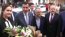 ALİ HAMZA PEHLİVAN - Bakanlar Ağbal Ve Tüfenkci Bayburt'ta