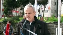 NUSRET DIRIM - Bartın'da Zeytin Dalı Harekatı'na Destek Yürüyüşü