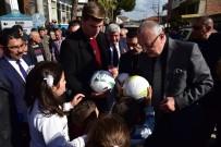 BORLU - Başkan Ergün Borlu Halkıyla Buluştu