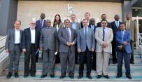 İTTIFAK HOLDING - Başkan Kütükcü, Sudanlı İş Adamlarını Konya'ya Davet Etti