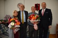 YUSUF ZIYA YıLMAZ - Başkan Yılmaz'dan Afrin'de Görev Yapan Komutanın Ailesine Moral