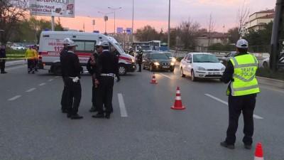 Başkentte otomobilin çarptığı yaya öldü