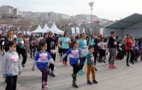 AHMET MISBAH DEMIRCAN - Beyoğlu'nda 'Dünya Kadınlar Günü Koşusu'