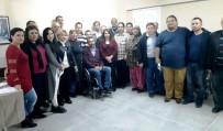 TAŞKıRAN - BOED'de Güler Çapraz Özlemiş'e Güven Oyu