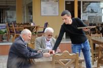 BUCA BELEDİYESİ - Buca'da 'Çaylar Bizden'