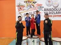 BRONZ MADALYA - Çanakkale Erkek Takımı Yarı Finale Çıktı