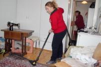 SAÇ KESİMİ - Çankaya Belediyesinden 25 Bin 525 Ücretsiz Evde Bakım Hizmeti
