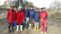 BULGAR - Çatalca'da 39 Metre Derinliğinde Mağara Keşfedildi