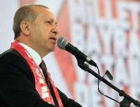 GENELKURMAY - Cumhurbaşkanı Erdoğan: NATO ne zaman bizim yanımızda yer alacaksın?