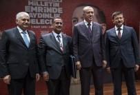 2008 YıLı - Cumhurbaşkanı Erdoğan'dan Güzel'e Türkiye Birinciliği Ödülü