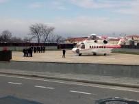 İSTANBUL EMNIYET MÜDÜRÜ - Erdoğan, Bolu'daki 6. Olağan İl Kongresi İçin Helikopterle İstanbul'dan Ayrıldı