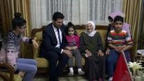 İL KONGRESİ - Fikriye Ninenin Cumhurbaşkanı Erdoğan İle Görüşme Sevinci