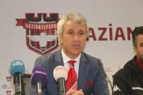 BESIM DURMUŞ - Gaziantepspor - Samsunspor Maçının Ardından