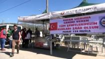 HACı MURAT - 'Hacı Murat' Araçlarla Mehmetçik'e Destek Konvoyu