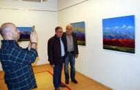İŞ BANKASı - Hasan Mutlu 'Dağlar'Inı Sanko Sanat Galerisi'nde Sergiliyor