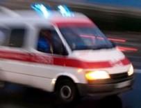 ASKERİ ARAÇ - Hatay'da askeri araç devrildi