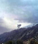 KURTARMA EKİBİ - İran'da Türk Uçağı Düştü