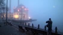 İSTANBUL BOĞAZI - İstanbul Güne Yine Sisle Uyandı