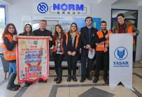 YAŞAR ÜNIVERSITESI - İzmir'den Dünya Devine Açılan Kapı