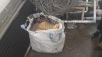 HIRSIZLIK ZANLISI - Kablo Çaldığı İddia Edilen 5 Kişi Gözaltında