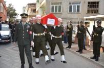 GAZİLER DERNEĞİ - Kıbrıs Gazisi Son Yolculuğuna Uğurlandı