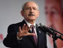 CHP - 'Kılıçdaroğlu koltuğuna yapıştı'
